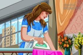 Объявления услуги домработницы горничной